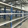 Lange Überspannungs-Zahnstange mit Stahlregalen für Karton-Speicher