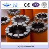 Morceau de foret rotatoire de trépan à diamants de faisceau de câble de QG Pq de Xitan Bq nq