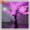 Árvore de flor de cereja artificial LED para decoração