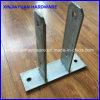 T-Tformular-Pole-Anker für hölzernen Verbinder