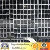 El material de construcción de cuerpos huecos de acero