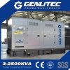Abrir/Gerador Deutz Industrial silenciosa de 200kw e 400 kw