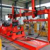 Máquina do reparo da soldadura da folha de prova para o rolo do moinho