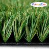Pelouse artificielle d'herbe d'usine du football synthétique artificiel bicolore de gazon