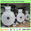 Электрический генератор алюминиевой крышки корпуса литье под давлением деталей (ADC-70)