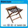 파이브 스타 Sold Wood Hotel Luggage Racks 또는 Hotel Amenities