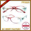 Schöner konzipierter Plastik der Mode-Fr3225 gestaltet Anzeigen-Gläser