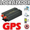 GPS het Plaatsen het Volgen van de Drijver Tk103