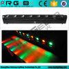 8 Jefes LED de haz principal móvil de la barra con el CREE Lámparas