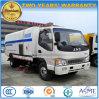Kleine 6 Rad-Straßen-sauberer LKW 4000 L JAC Straßen-Kehrmaschine für Verkauf