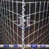 1X1X1m soldada de acero galvanizado Caja de piedra