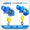 철강선 밧줄 전기 호이스트