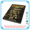 Catalogo delicatamente duro del coperchio di stampa del libro di Hardcover del libro di Casebound di stampa