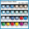 Bloco de vidro 190 * 190 * 80mm com Ce & ISO9001