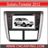 Speciale Car DVD voor Subaru Forester 2012 met Built in GPS Bluetooth en iPod Connector (CY-7795)