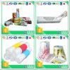 De geperforeerde Plastic Zakken van de Rang van het Voedsel op Broodje
