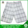 Beach Shorts di Plaid Men bianco con Highquality