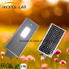 Luz de calle solar integrada del LED 12W