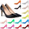 METÀ DI pompa della caviglia dei pattini delle donne del tallone di modo