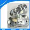 Maquinado CNC de aluminio de automóviles y motocicletas accesorios del cilindro