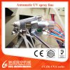 Máquina de capa ULTRAVIOLETA para el cosmético Caps/UV que cura la bomba de vacío
