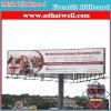 表示を広告するFrontlitflex PVC旗の屋外の掲示板