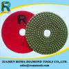 As almofadas de polonês do diamante de Romatools molharam o uso 200#