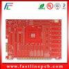 Tarjeta de circuitos principal de 6 capas con el prototipo rápido del PWB