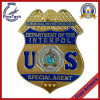 La recepción a la divisa de encargo de la tapa del águila 3D, nosotros Interpol Badge
