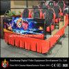 Mouvement Simulator Cinema 3D 4D 5D 6D 7D Theater Equipment