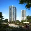 Het hoge Project van de Woningbouw van de Stijging Architecturale Teruggevende
