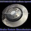 Rotors de frein de pièces d'auto pour Toyota