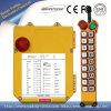 Interruptor alejado sin hilos interurbano del regulador del control F21-18s de la grúa de arriba