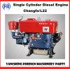 Dieselmotor van de Cilinder van Changfa de Enige L22