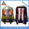 Студент назад к катят школой, котор мешку Backpack завальцовки вагонетки