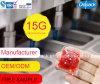 OEM&ODM 세척액 제정성 캡슐, 세탁물 액체 세제 깍지, 최고 농도 세척 세탁제