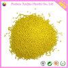 Желтые зерна Masterbatch для пластичных зерен сырья