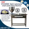 Halbautomatische Pasten-Füllmaschine für Erdnussbutter (G1LGD500)