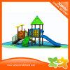 Оптовая торговля высокого качества детского сада и небольшой пластиковый игровая площадка для установки вне помещений