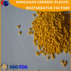 Polypropylen-Einspritzung-Gelb Masterbatch