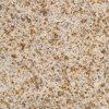 G682 Rusty carreaux de granit de dalles de granit au coucher du soleil de granit d'or