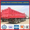 De Vrachtwagen van de Steen van de Lading van de Vrachtwagen van de Stortplaats van de Kipper HOWO