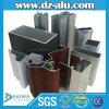 L'alluminio si è sporto finestra/portello popolari personalizzati T5 di profilo 6063