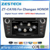 Wince6.0 coche reproductor de DVD de Changan Honor con Radio GPS