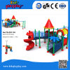 روضة أطفال تجاريّة [مولتيفونكأيشن] ملعب بلاستيكيّة خارجيّة