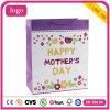 Día de la madre revestido de Arte Moda bolsas de papel de regalo