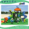 Напольное Vegetable оборудование спортивной площадки детей крыши с белкой (HG-9402)