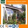 Sunroom personalizado do jardim com revestimento do pó