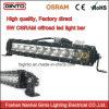 공장 공급 12/24V 4X4 LED 표시등 막대 21.6inch 차 부속