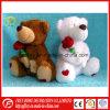 Игрушка плюшевого медвежонка плюша дня Valentine Ce